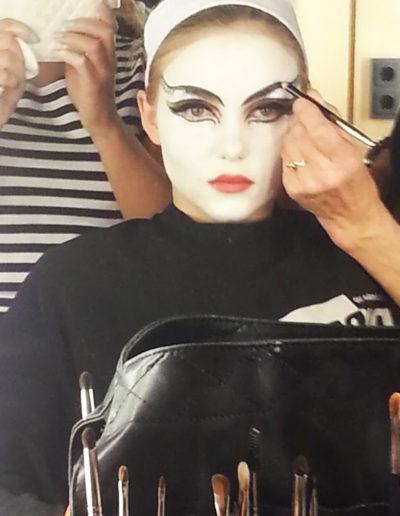 Model Nina